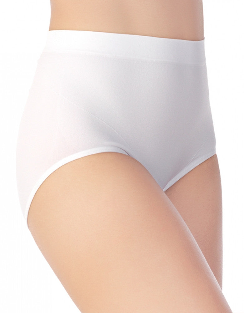 Star White Front Vanity Fair Smoothing Comfort Seamless Brief