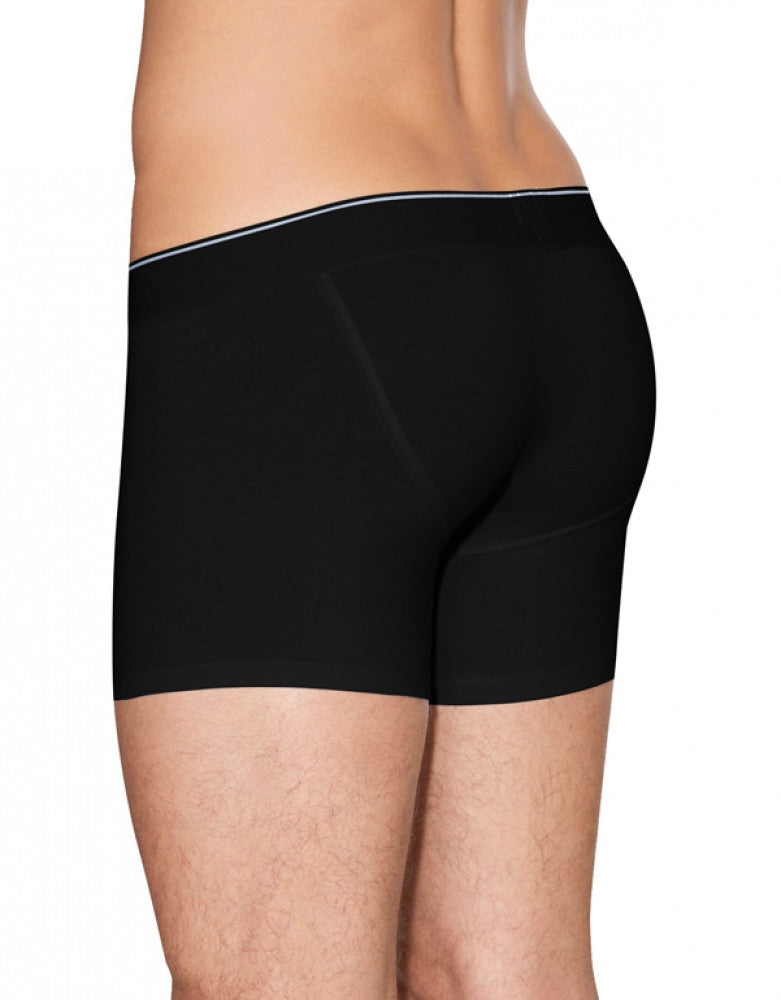 Black/White/Grey Side Diesel 3-Pack Basic Sebastian Boxer Briefs