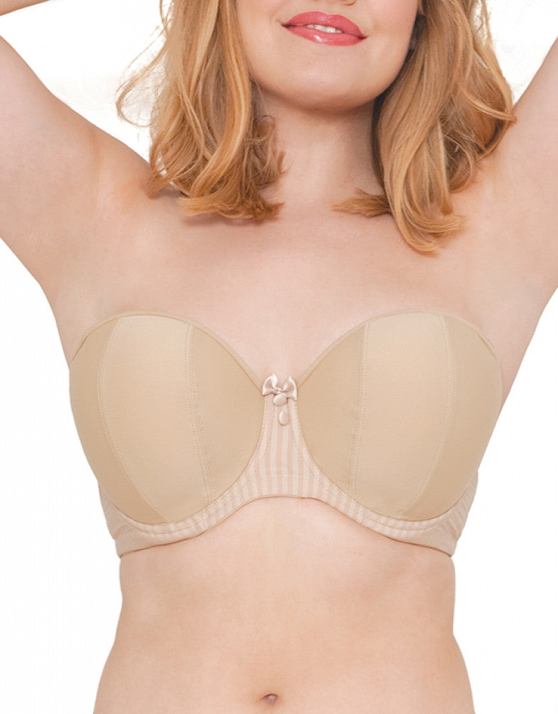 Biscotti Side Curvy Kate Luxe Strapless Bra