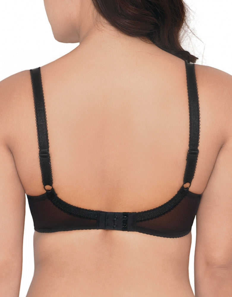 Black Back Curvy Kate Princess Plunge