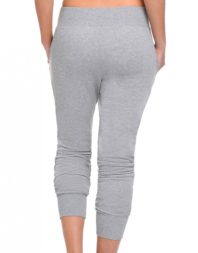 Light Heather Grey Back 2xist Athleisure Jogger Pant