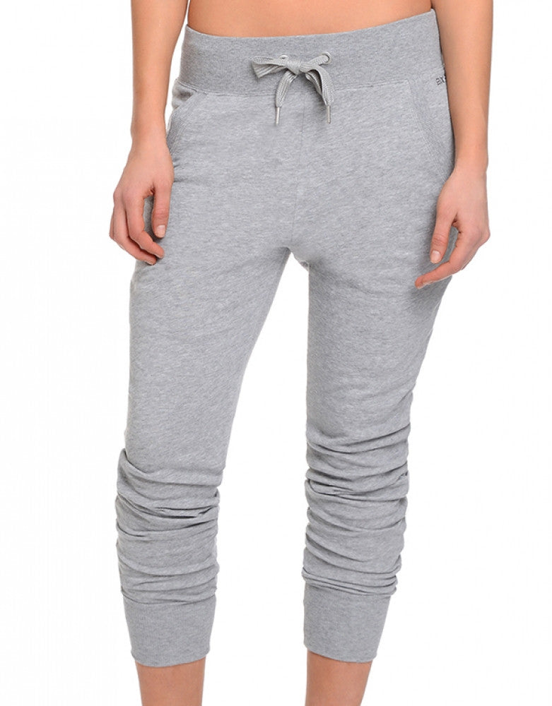 Light Heather Grey Front 2xist Athleisure Jogger Pant