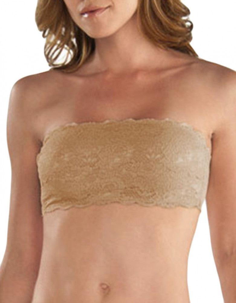 Blush Front Cosabella Never Say Never Flirtie Bandeau Bra