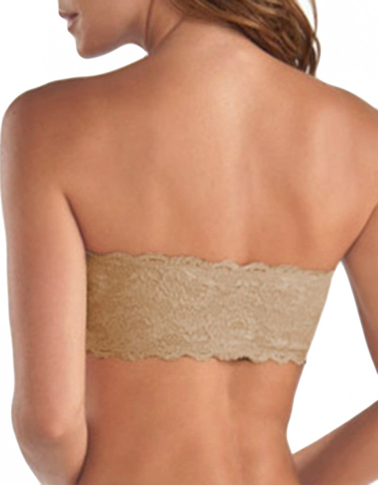 Blush Back Cosabella Never Say Never Flirtie Bandeau Bra