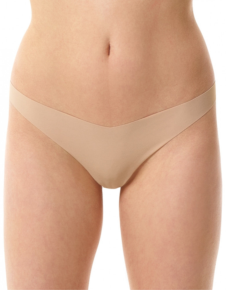 True Nude Front Commando Classic Tiny Thong