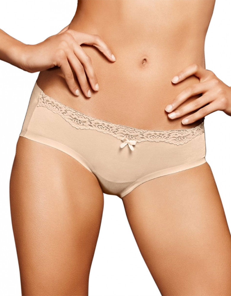 Latte Lift Front Maidenform Comfort Devotion Embellished Hipster 40861