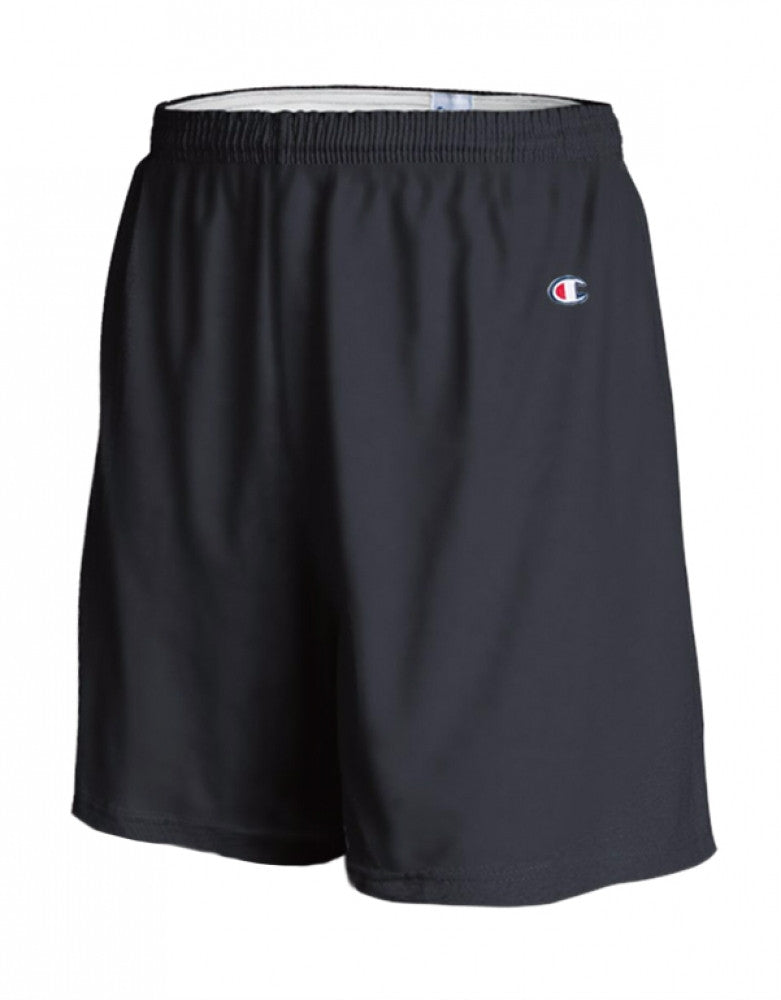 Black Front Champion Mens Gym Short 8187