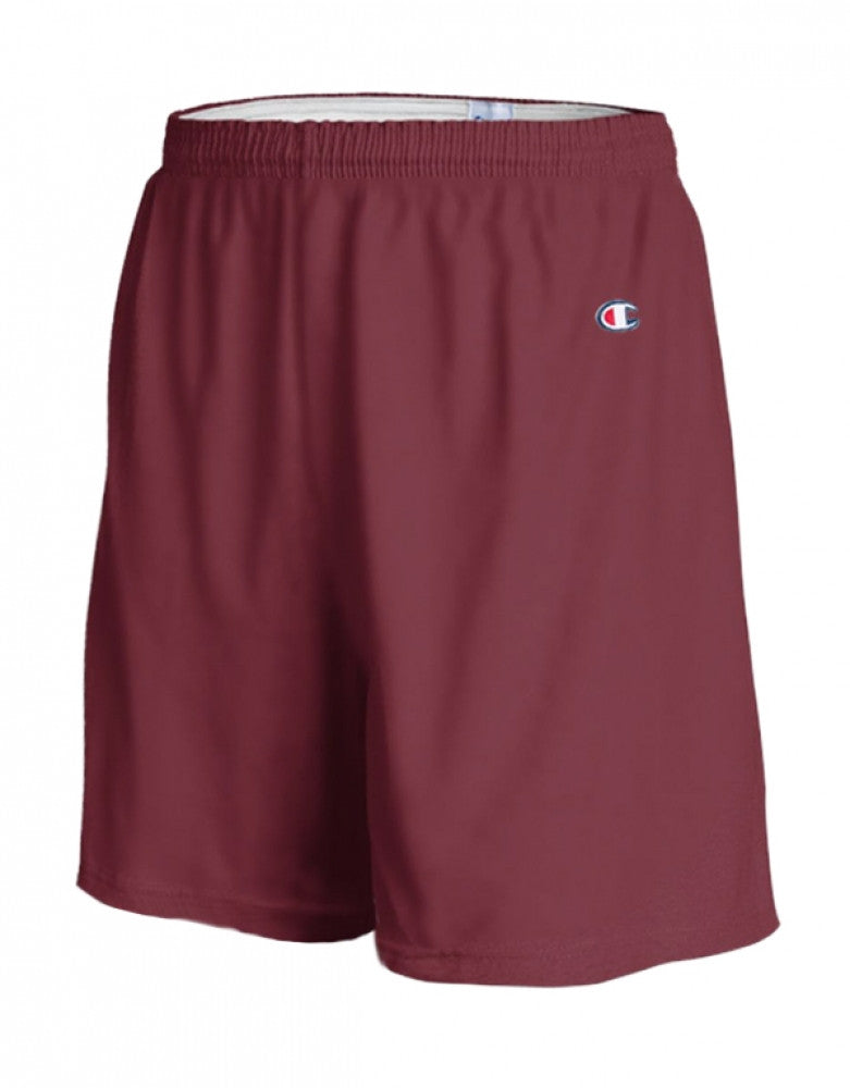 Maroon Front Champion Champion Gym Short