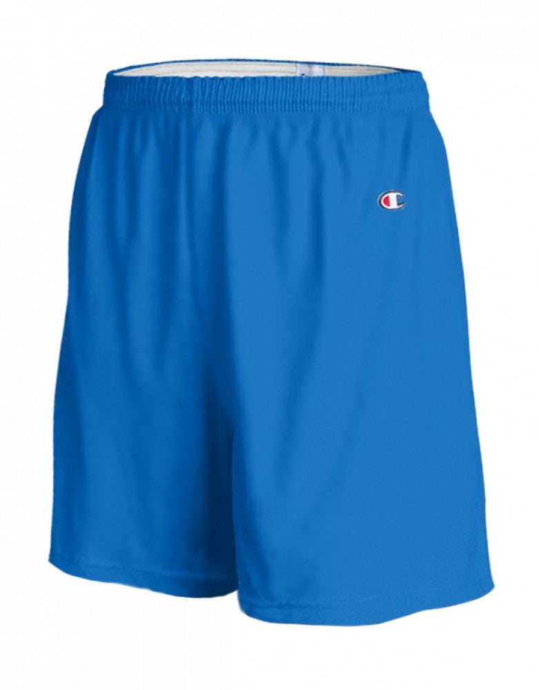 Royal Blue Front Champion Mens Gym Short 8187