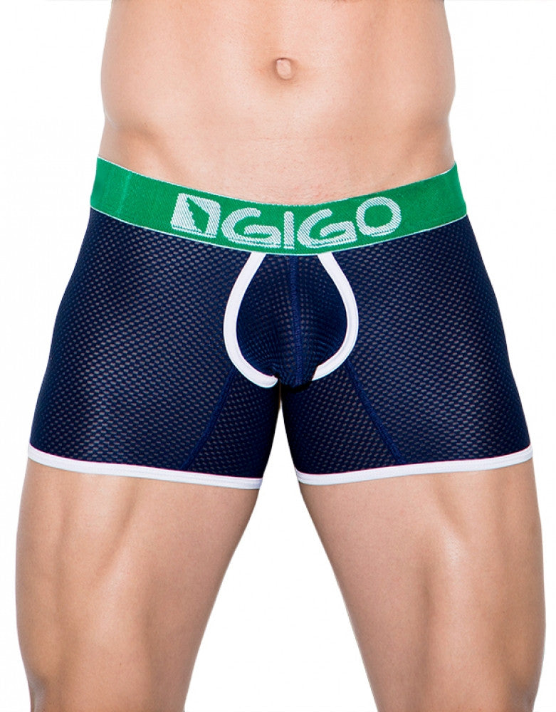 Zoom Blue Front Gigo Zoom Boxer Long