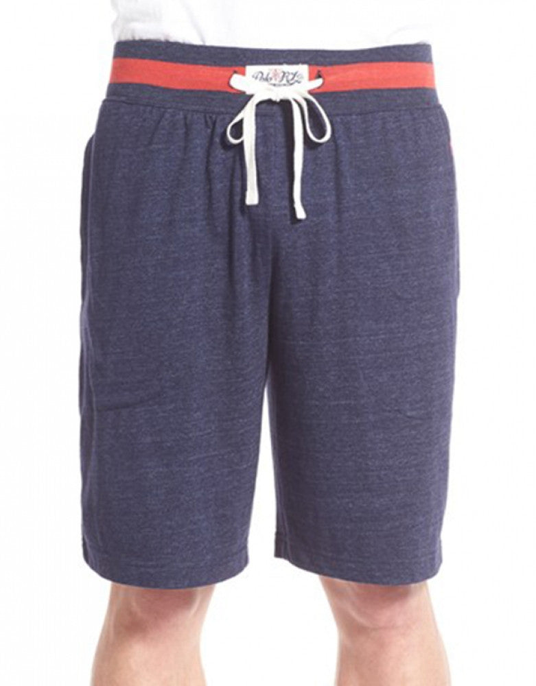 Cruise Navy Front Polo Ralph Lauren Rugby Knit Sleep Short