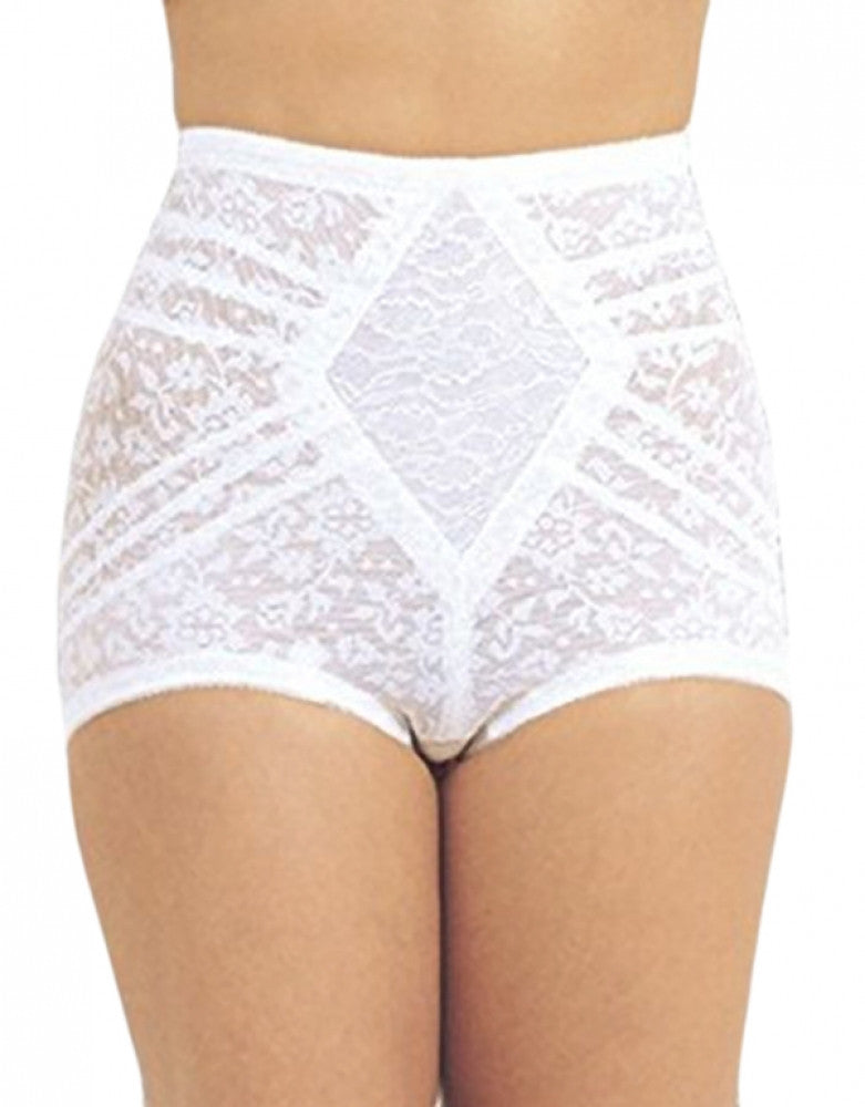 White Front Rago Lacette Panty Brief