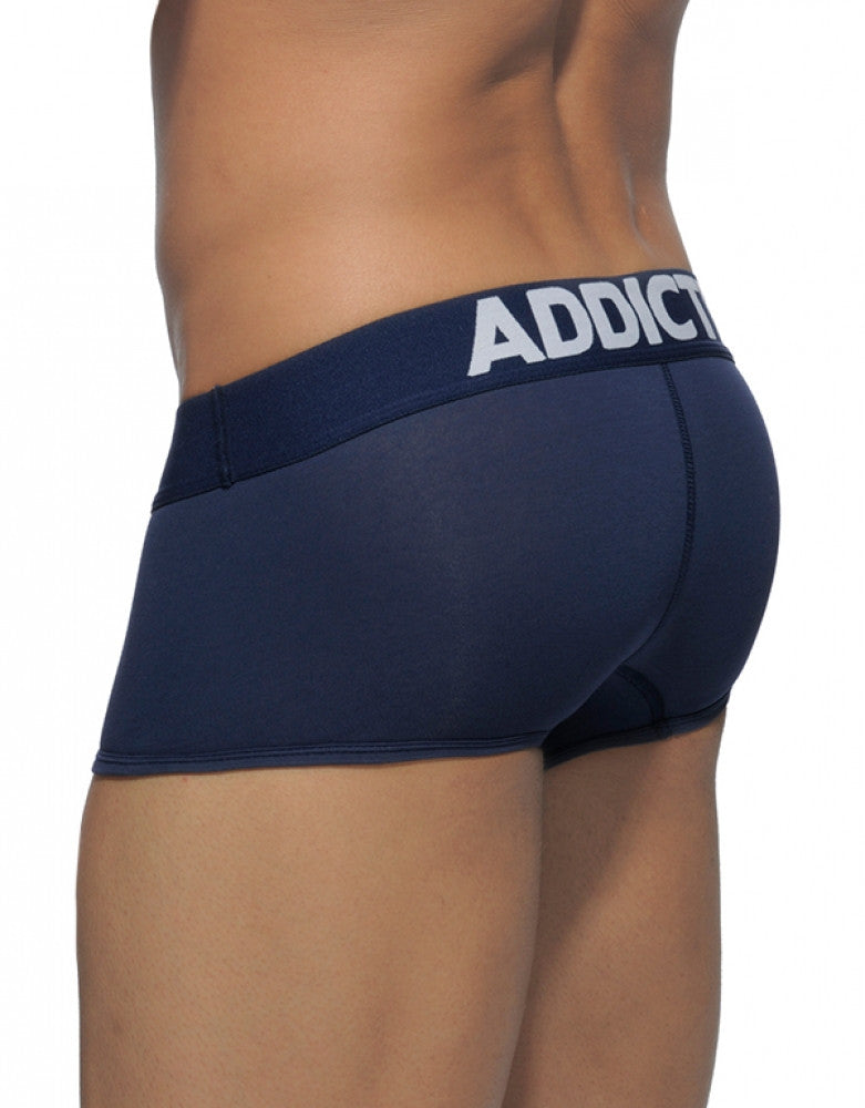 Navy Back Addicted Men's My Basic Boxer AD468