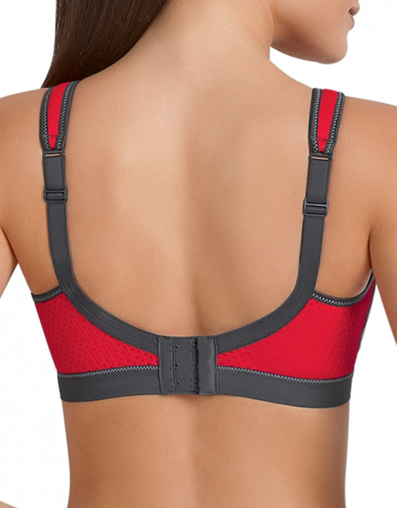 Red Back Anita Momentum Sports Bra