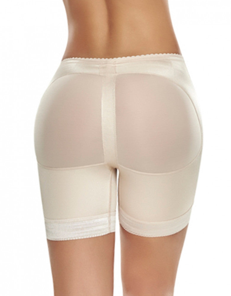 Natural Back Trueshapers Butt Lifter Firm Compression Shaper Short