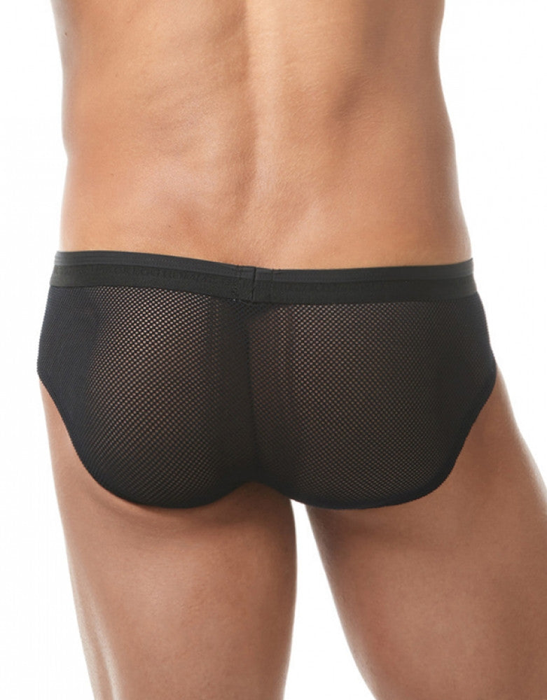 Black Back Gregg Homme Vigor Briefs