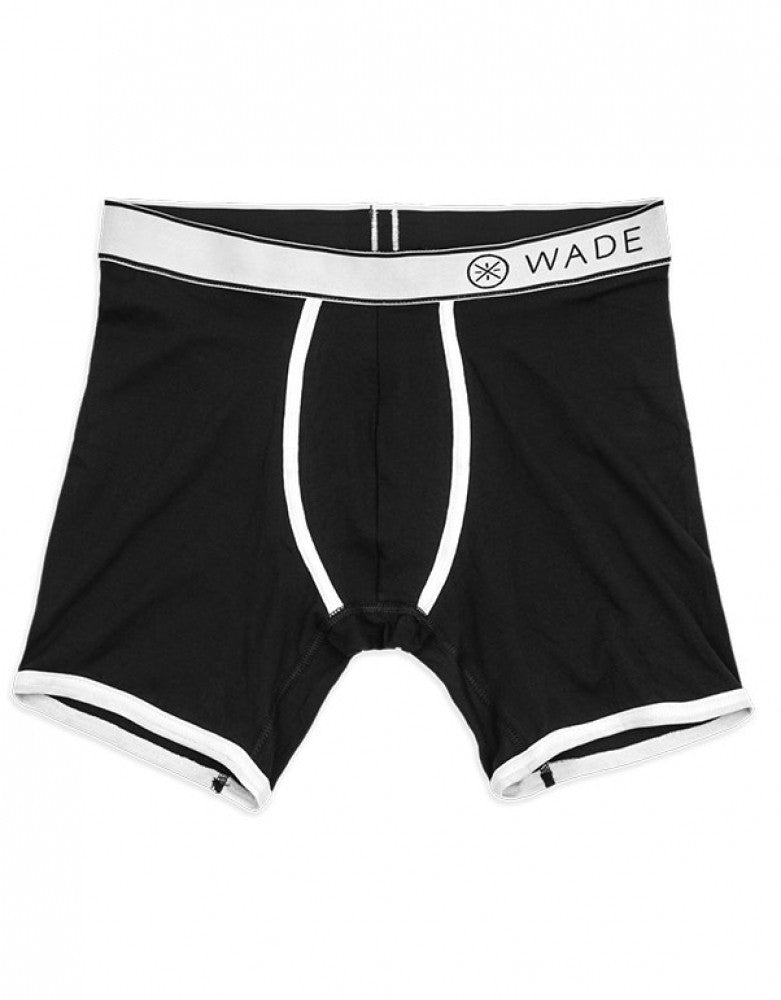 Black Front Naked Boxer Brief 3-Pack