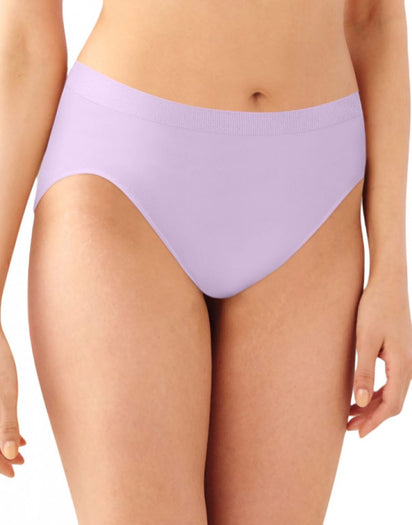 Morning Orchid Front Bali Barely There Comfort Revolution Microfiber High Cut Brief