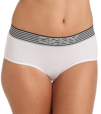 White Front Boxer Story Boy Short