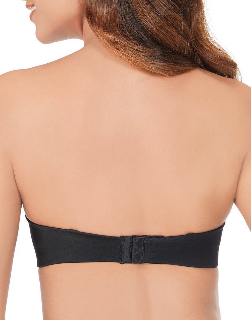 Black Back Beauty Back Strapless Bra