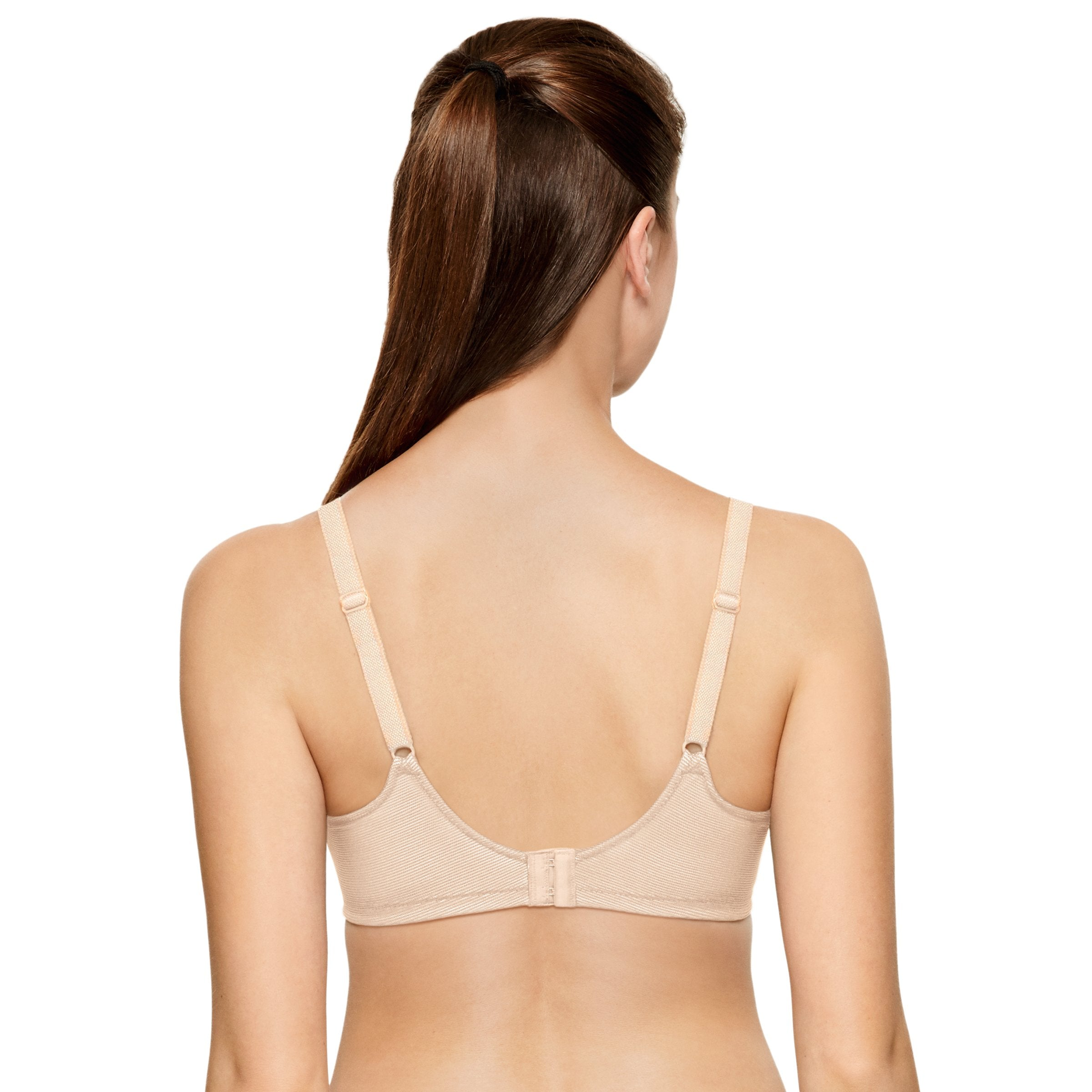 Sand Back Visual Effects Wire-Free Minimizer Bra 852210