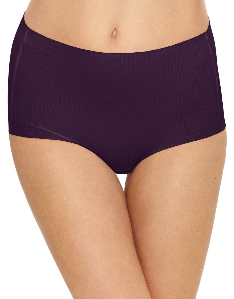 Pickled Beet Front Wacoal Beyond Naked Cotton Brief Pickled Beat 870359