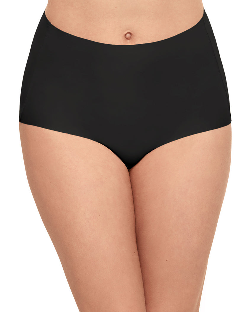 Black Front Wacoal Flawless Comfort Brief 870443