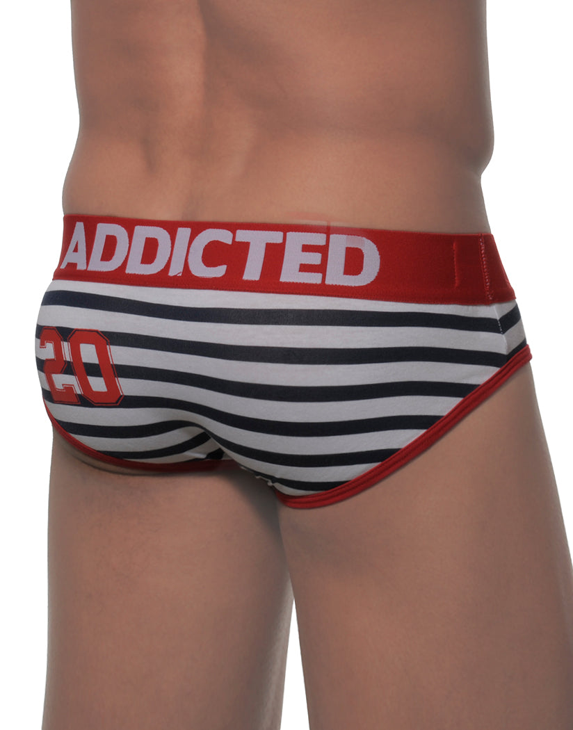 Red Sailor Back Addicted Sailor Brief
