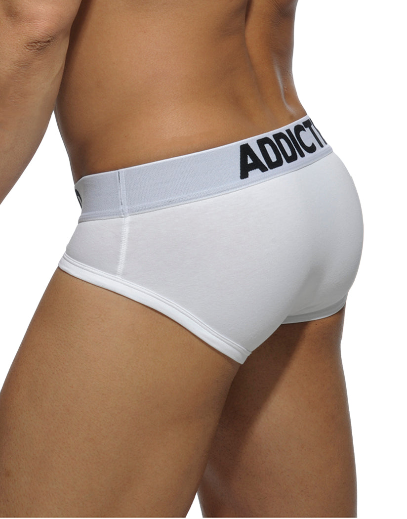 Assorted Back Addicted My Basic 3 Pack Brief AD420P
