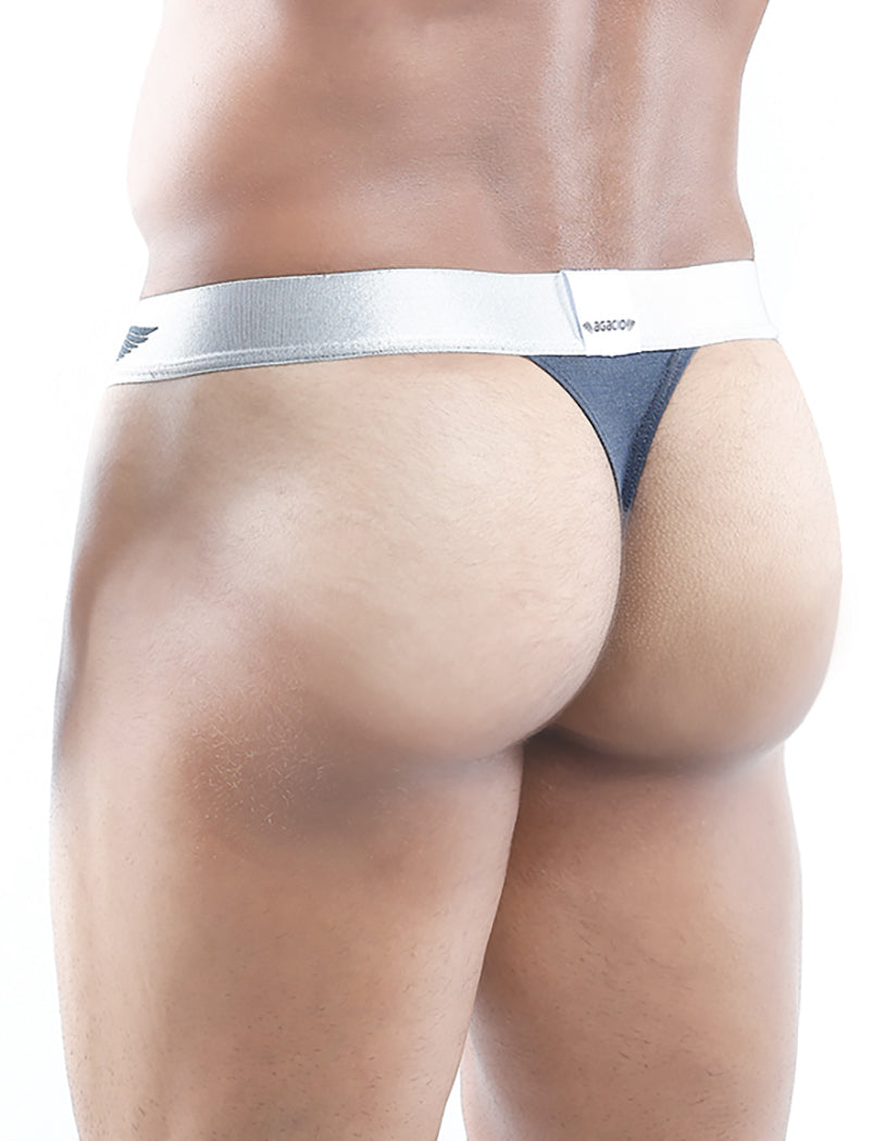 Grey Back Agacio Slip Thong AGK003