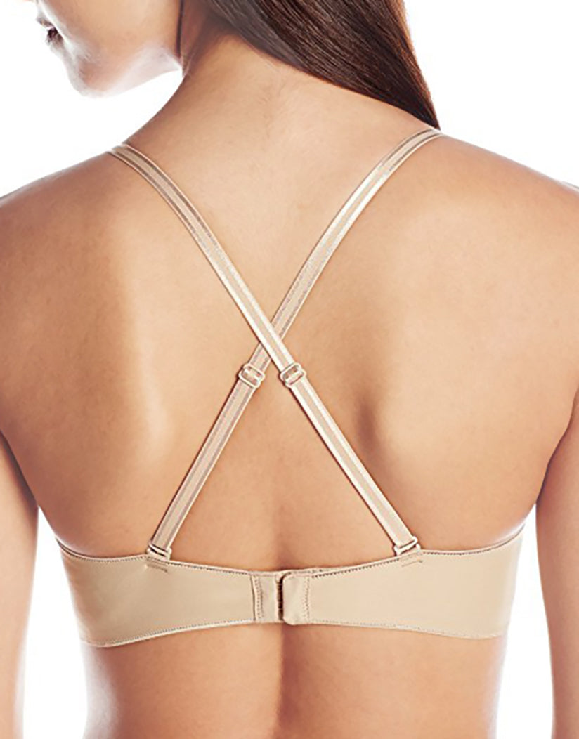 Au Natural Back B.Wow Push-Up Bra