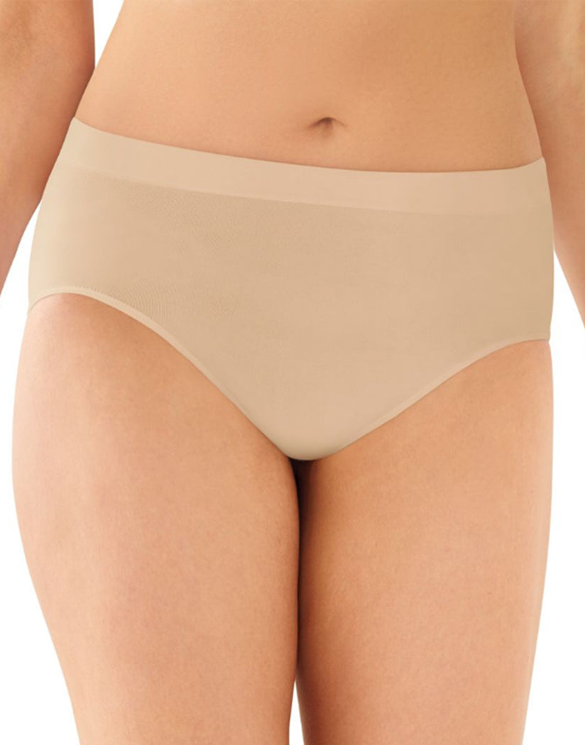 Nude Front Bali One Smooth U All-Around Smoothing Hi-Cut Brief Panty 2362