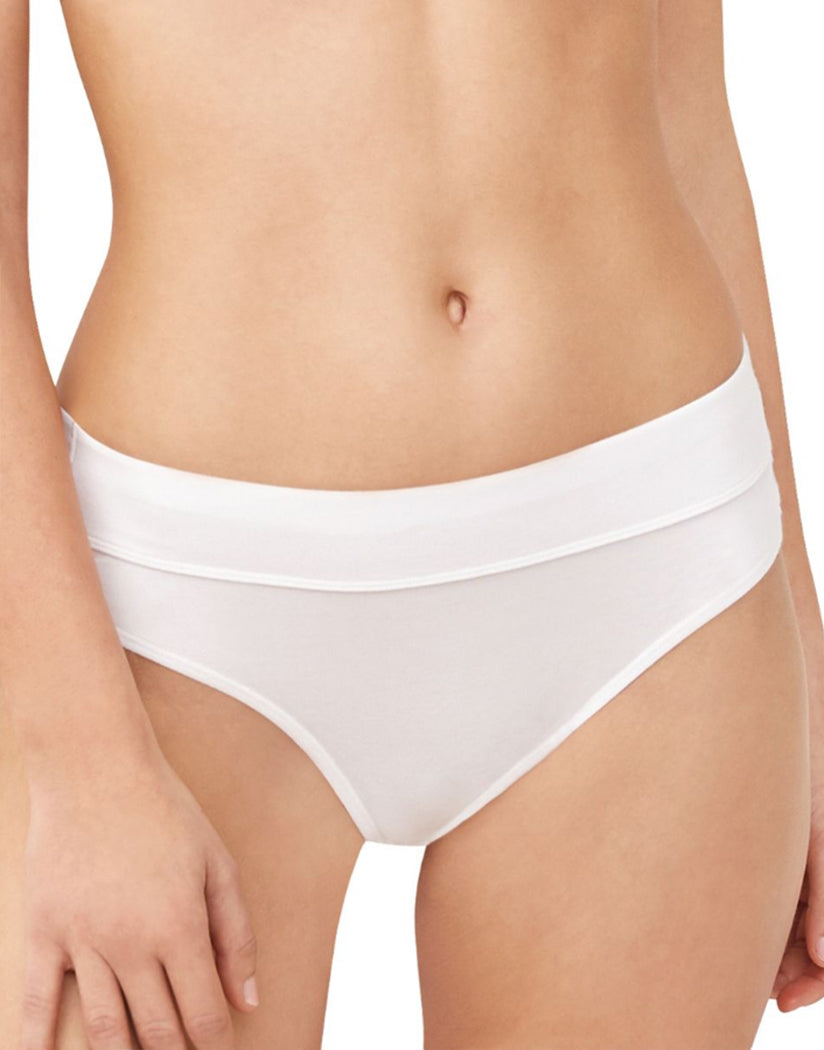 White Front Bali Comfort Revolution Incredibly Soft Bikini DFSBK1