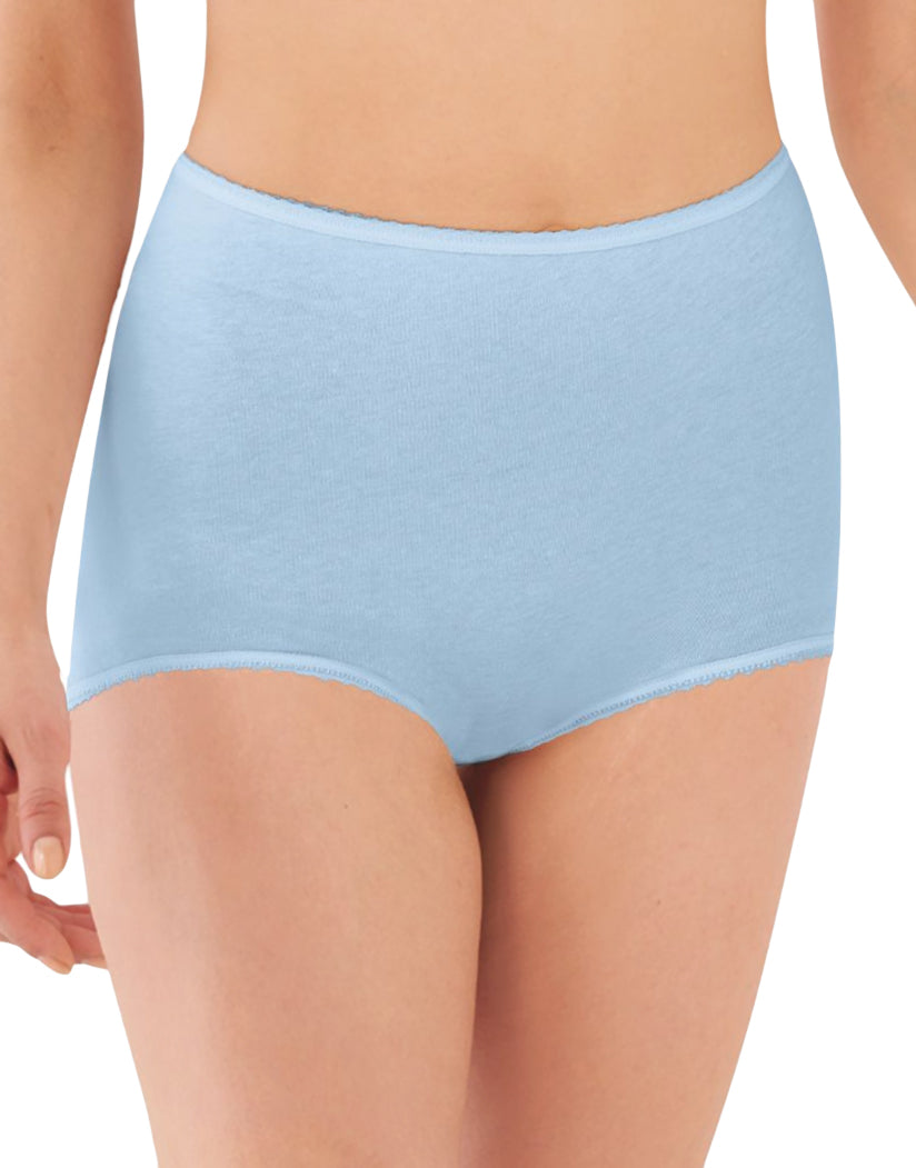 Sky Blue Front Cool Cotton Skimp Skamp Panty