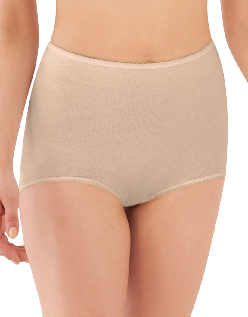 Mocha Mist Front Cool Cotton Skimp Skamp Panty