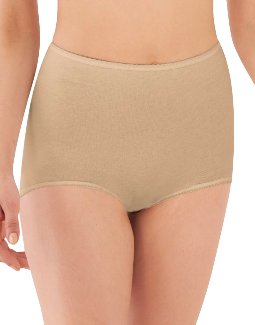Nude Front Cool Cotton Skimp Skamp Panty