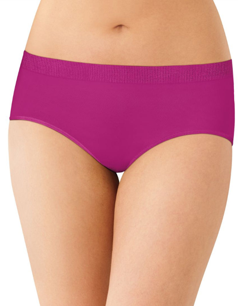Showtime Fuchsia Front Bali Comfort Revolution Seamless No Show Hipster Panty 2990