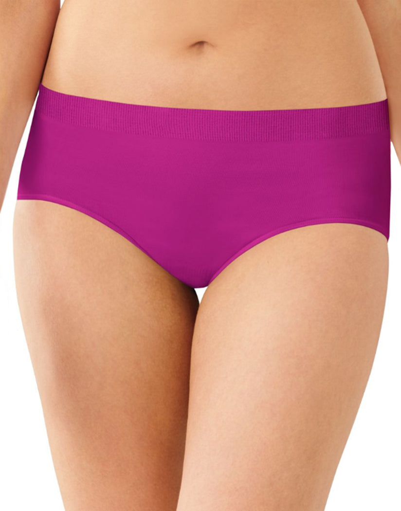 Magenta Majesty Front Bali Comfort Revolution Seamless No Show Hipster Panty 2990