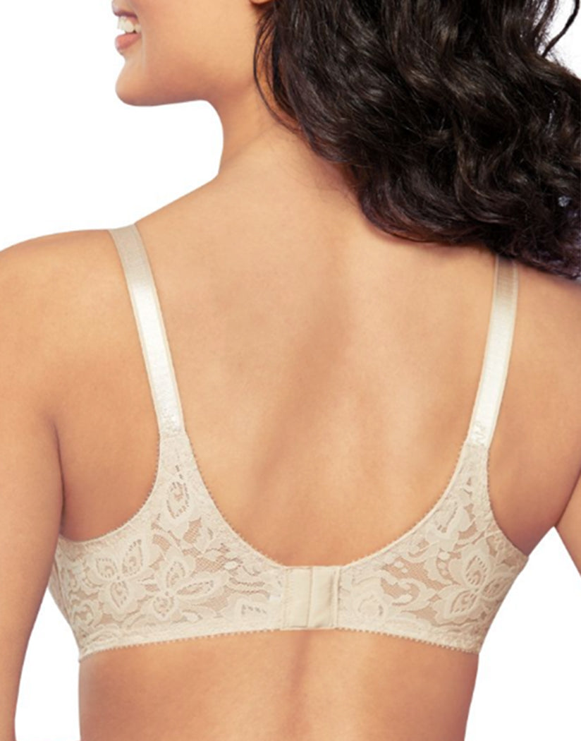 Rosewood Back Bali Lace and Smooth Bra 3432