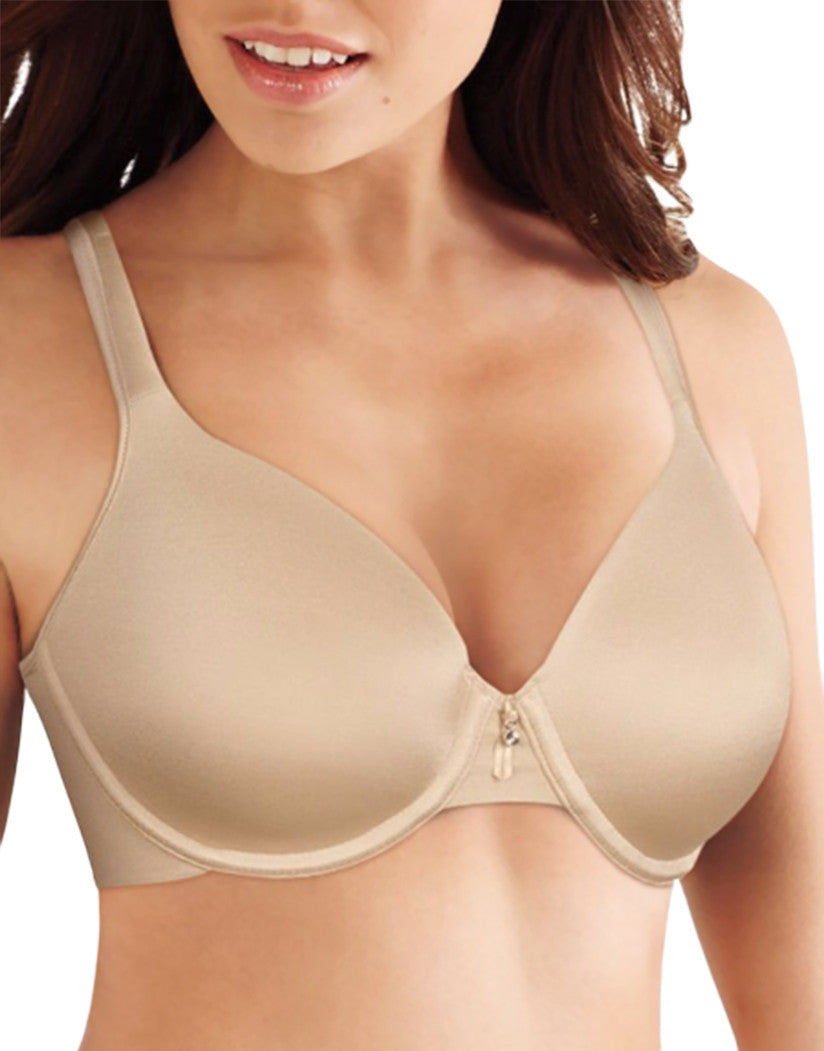Nude Tailored Front Bali One Smooth U Underwire Bra 3470