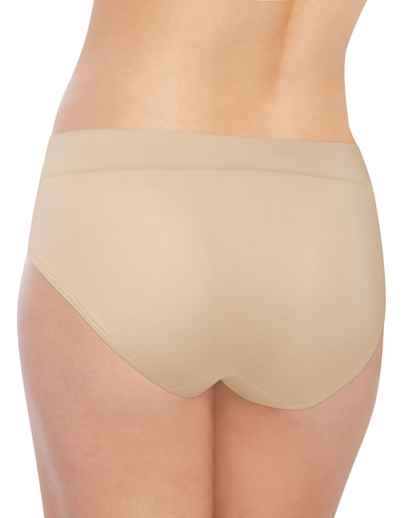 Soft Taupe Back Bali Passion for Comfort Lace No Show Hipster Panty DFPC63