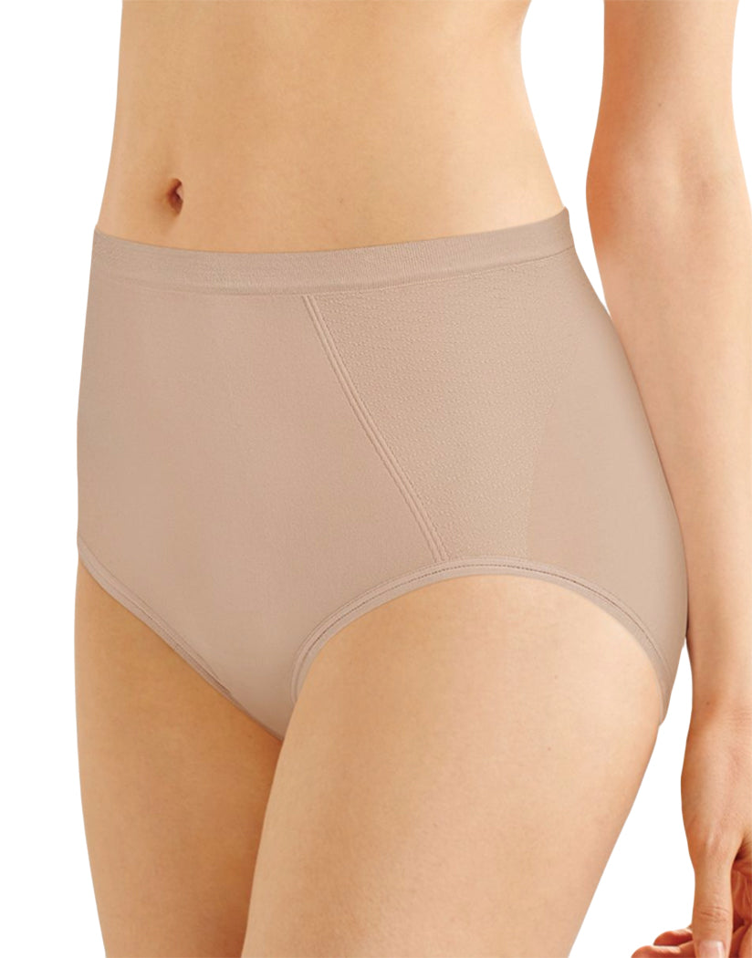 Nude Front 2-Pack Seamless Extra Firm Control Brief Shaper