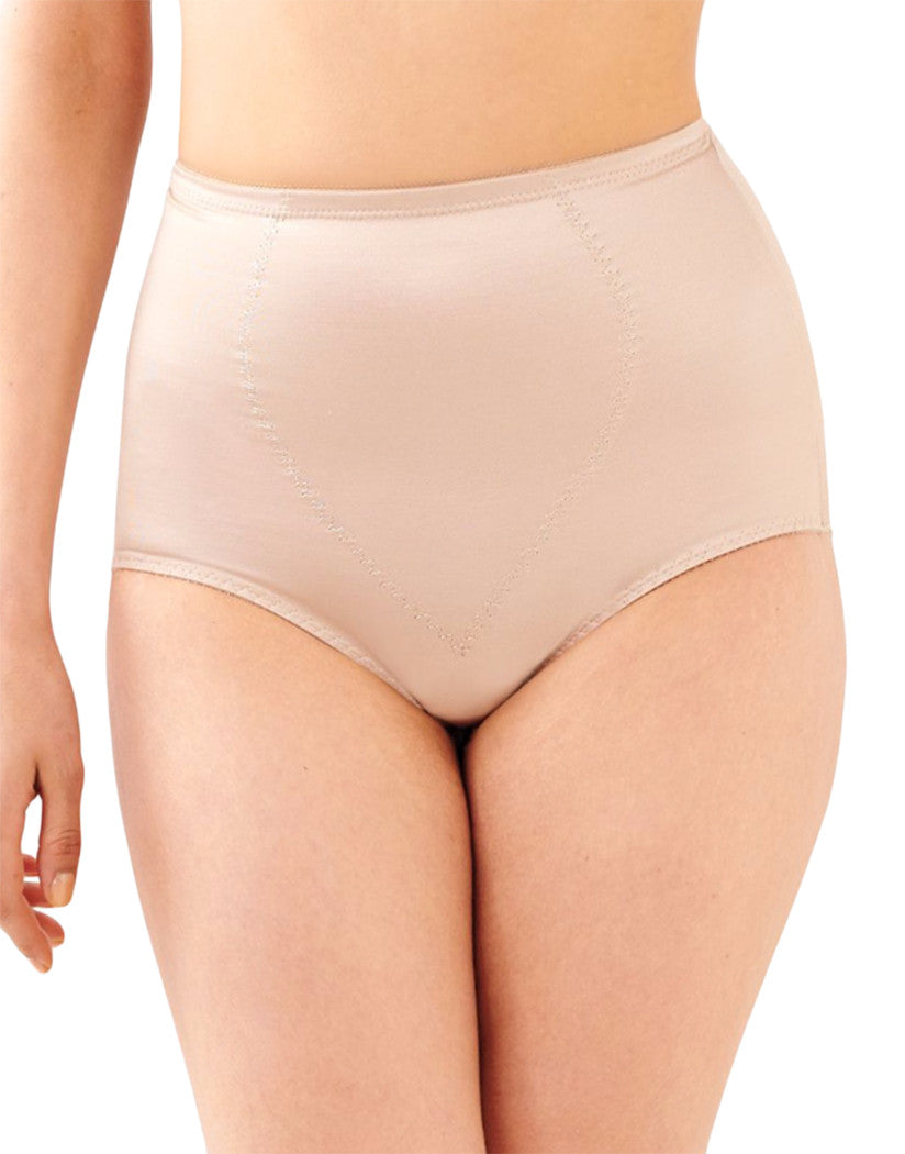 Nude Front Bali Body Tummy Panel Brief with Moderate Control 2-Pack
