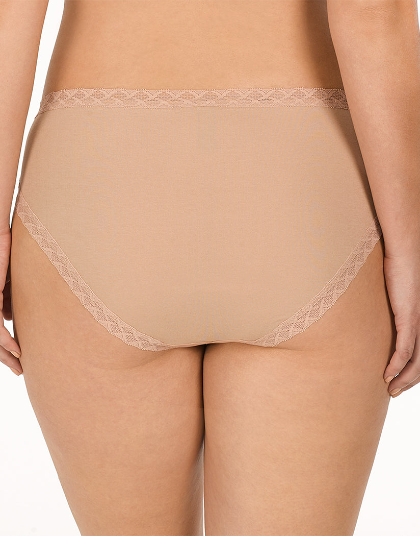 Cafe Back Natori Bliss French Cut Brief Panty 152058