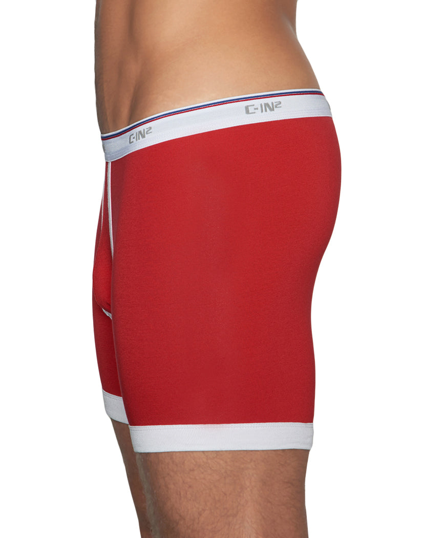 Twizzler Red Side C-IN2 Throwback Boxer Brief 6634