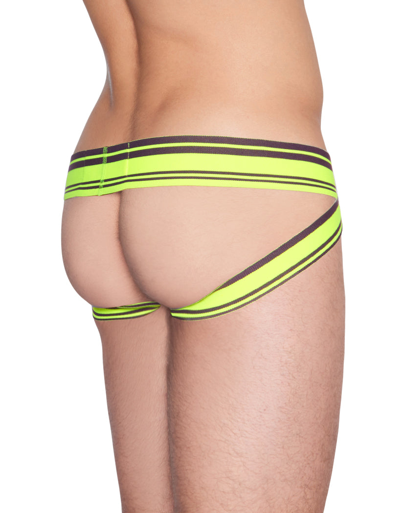 Moscoso Yellow Back C-IN2 Scrimmage Jock