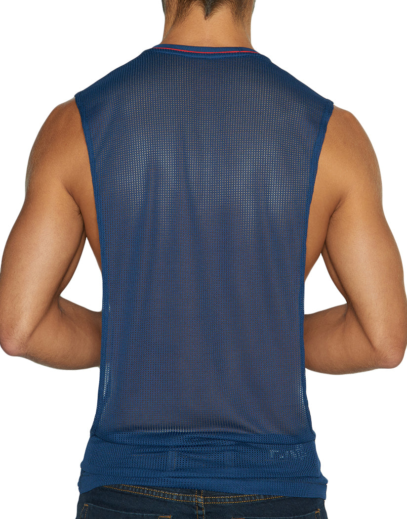 Armada Navy Back C-IN2 Scrimmage Lift Tank Armada Navy