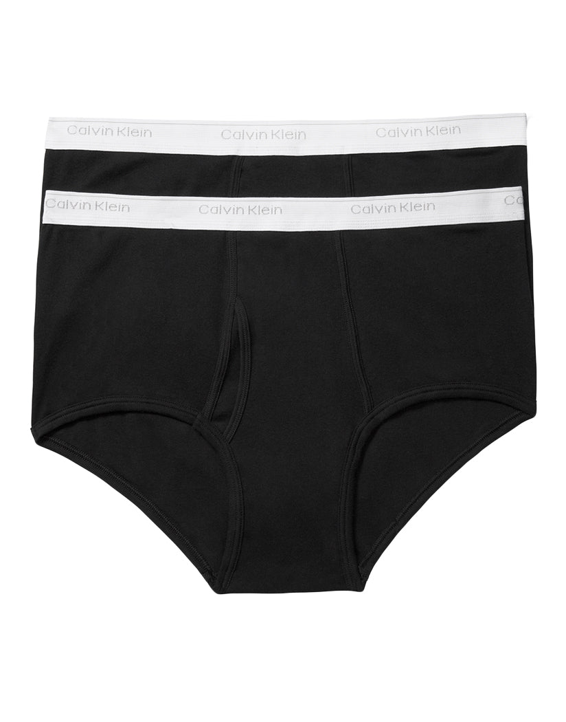 Black Front 2-Pack Big and Tall Briefs