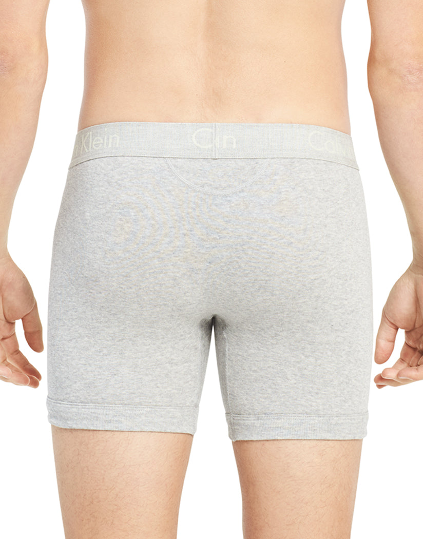 Grey Heather Back Calvin Klein Body Boxer Brief