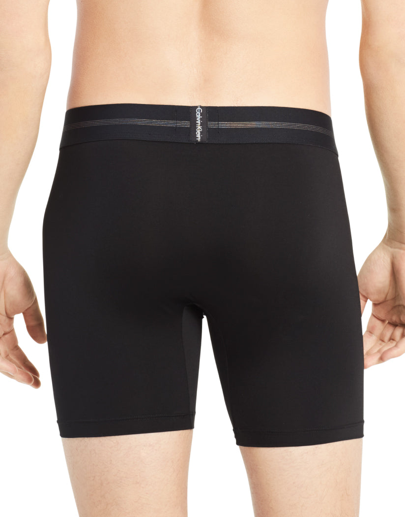 Black Back Calvin Klein Focused Boxer Brief